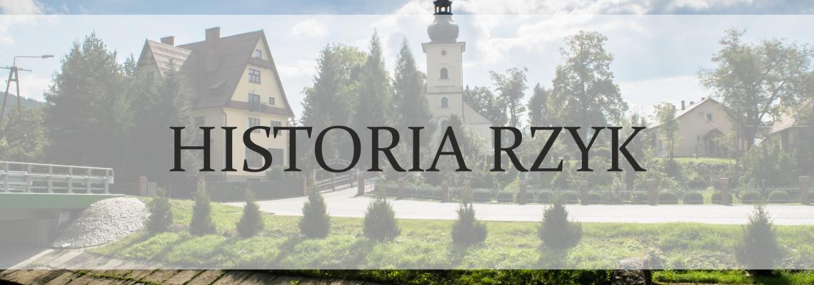 Historia wioski Rzyki