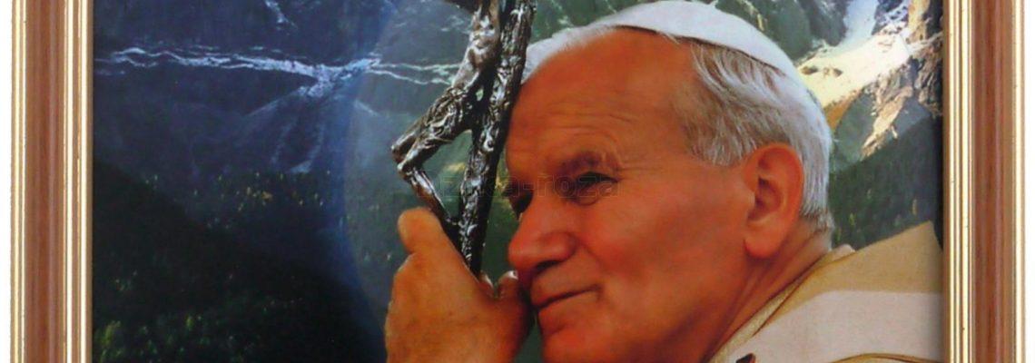 Rocznica kanonizacji św. Jana Pawła II.