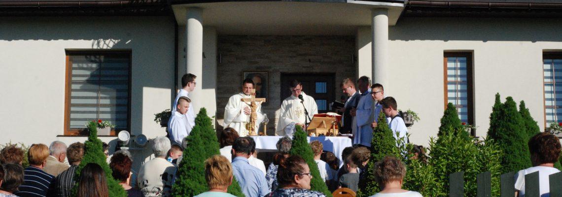 Obchody Dni Krzyżowych w naszej Parafii.