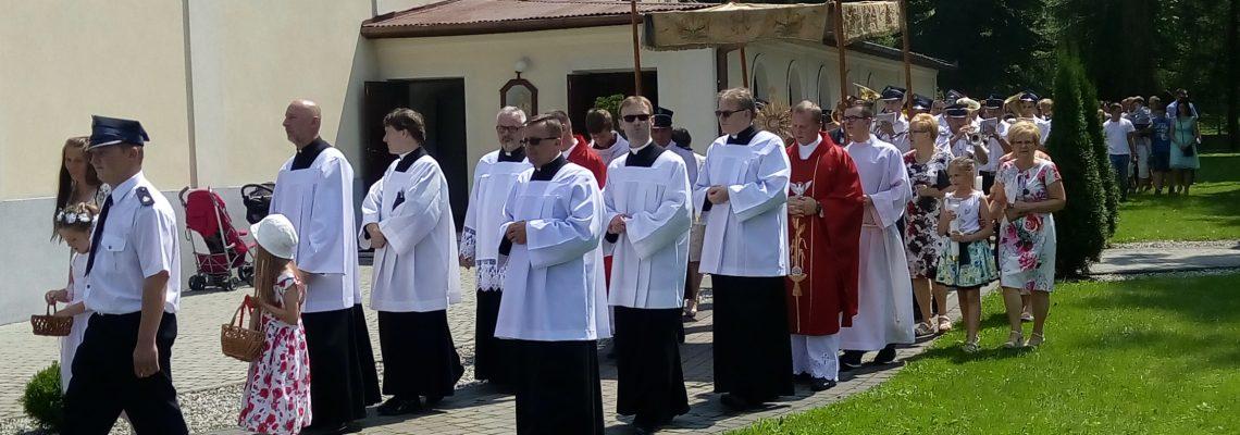 Odpust Parafialny ku czci św. Jakuba
