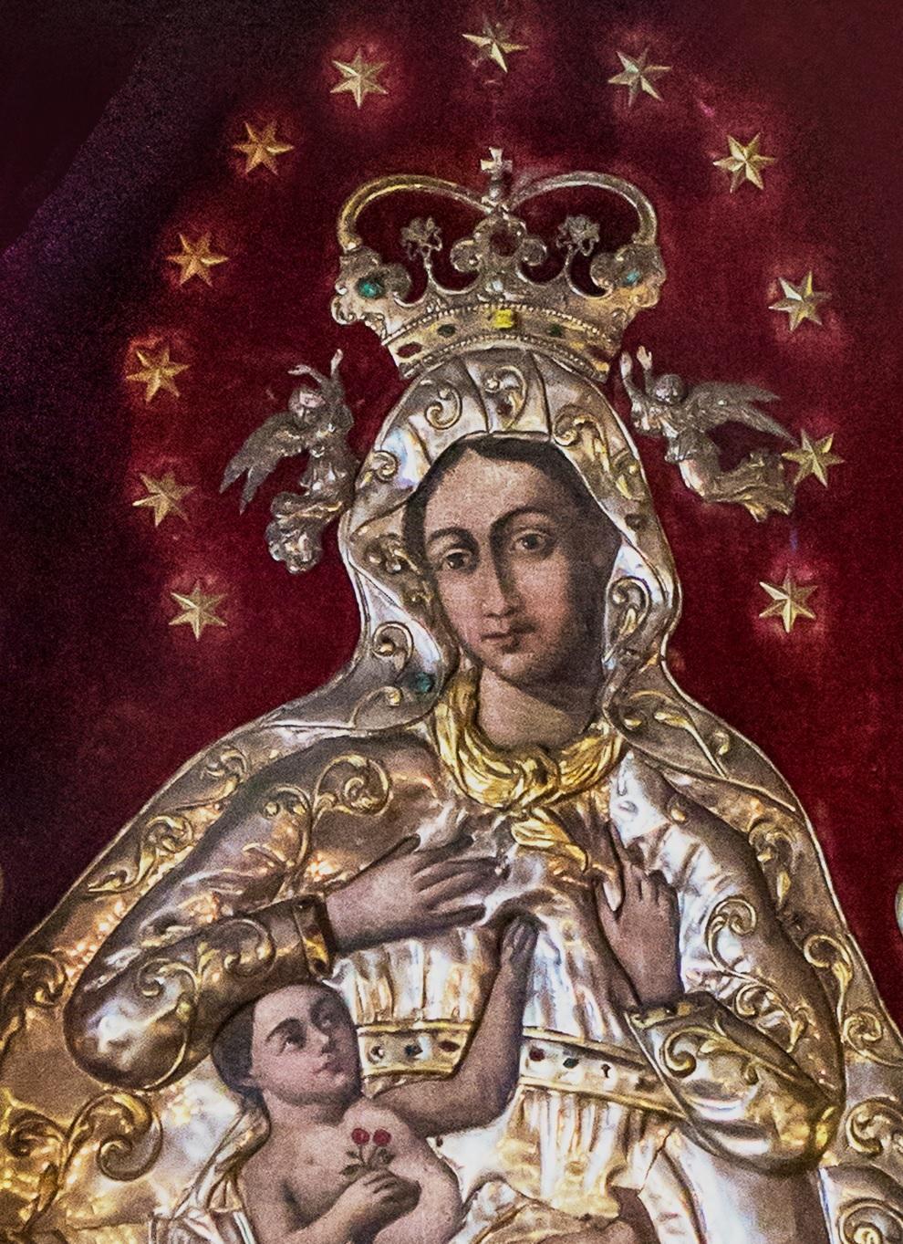 Słowo o Nowennie do Matki Bożej Pocieszenia.