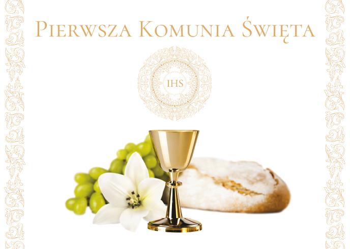 Uroczystość Pierwszej Komunii Świętej – 21 czerwiec 2020r.