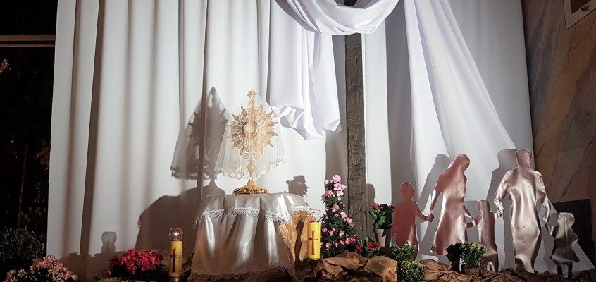 Wielki Tydzień w naszej parafii