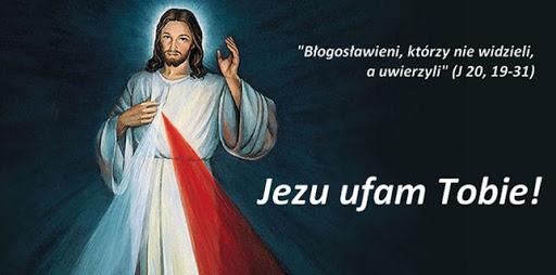 Niedziela Bożego Miłosierdzia w naszej parafii