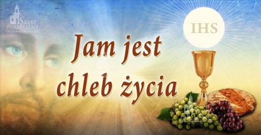 Uroczystość Najświętszego Ciała i Krwi Jezusa