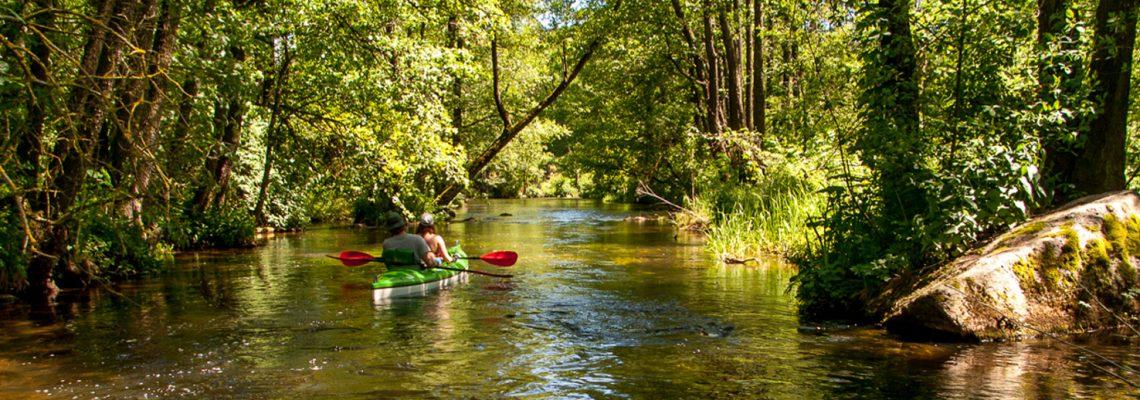 Parafialny Spływ Kajakowy rzeką Brdą